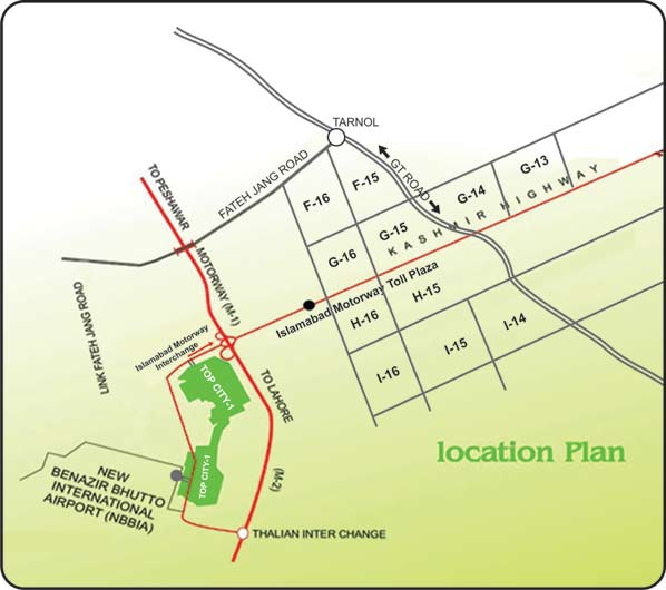New City Islamabad: Project Location, Developments And