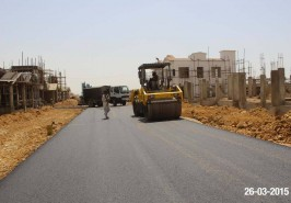 Bahria Homes 5 Marla Project Site Bahria Town Karachi
