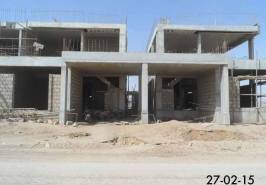 Bahria Homes 8 Marla Bahria Karachi Work Underway
