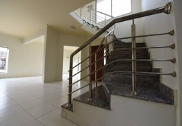 Bahria Homes 8 Marla Bahria Town Karachi Interior Image Stairs Model House