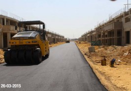 Bahria Homes 8 Marla Project Site