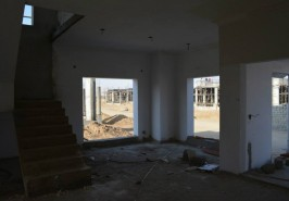 Bahria Homes Karachi View from Inside
