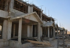 Bahria Town Karachi 125 Sq.Yards Bahria Homes Construction In Progress