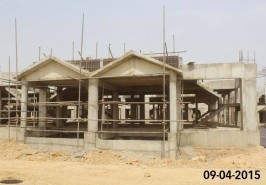 Bahria Town Karachi 125 Sq.Yards Homes Under Construction