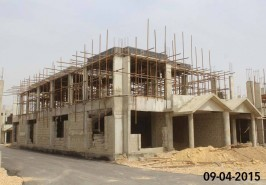 Bahria Town Karachi 5m Houses Work in Progress