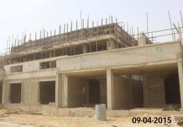 Bahria Town Karachi 8 Marla Houses in Progress