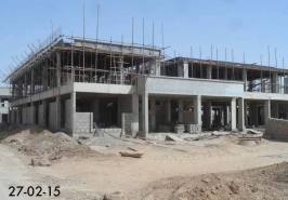Bahria Town Karachi 8m Houses under Construction