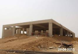 Bahria Town Karachi Restaurant Under Construction