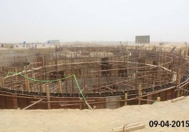 Dolphin Arena Bahria Town Karachi Under Construction