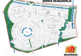 Model View Residencia Bahria Town Rawalpindi Map