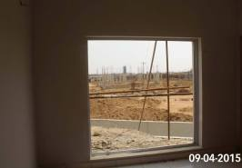View from Inside Bahria Homes Karachi