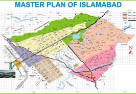 Layout Maps of Islamabad Sector and Housing Societies