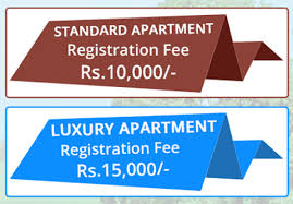 PAF Fazaia Apartments Registration Charges