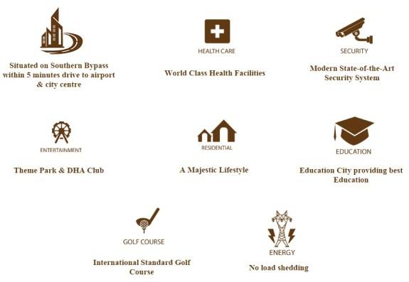 DHA Bahawalpur Features
