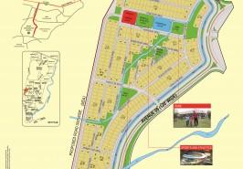 Bahria Town Karachi Precinct 7 Map