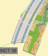 Bahria Sports City Karachi Precinct 36 Map
