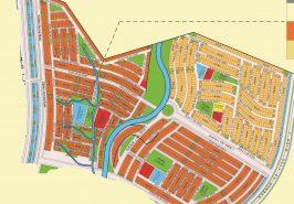 Bahria Sports City Karachi Precinct 40 Map