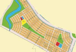 Bahria Sports City Karachi Precinct 43 Map