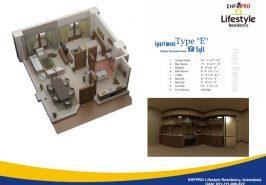 Lifestyle Residency G13 Type E