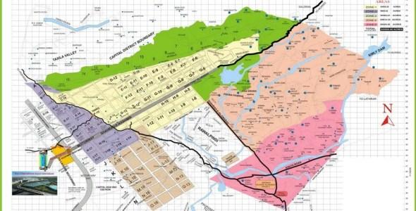Islamabad Masterplan