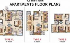 ASF Housing Scheme Karachi Apartments Layout Plan