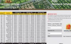 ASF Housing Scheme Karachi Plot Price and Installment Plan