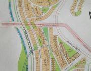 Bahria Hills Karachi Map -3