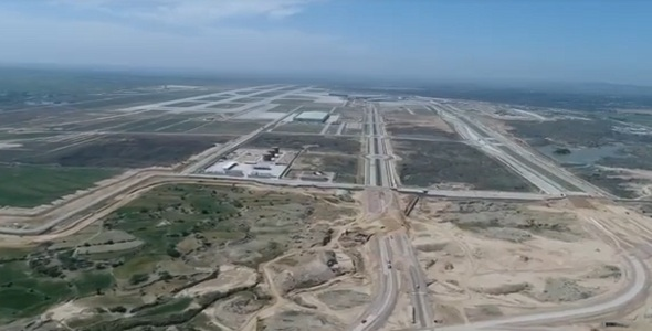 New Islamabad Airport Link Road