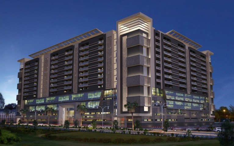 The Gate Mall & Apartments