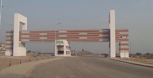 DHA Multan Main Gate