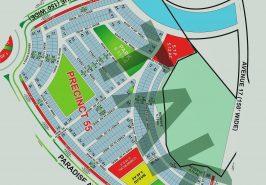 Bahria Paradise Karachi Precinct 55 Map