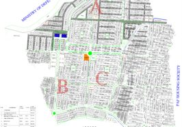 Ministry of Commerce Society E19 Map