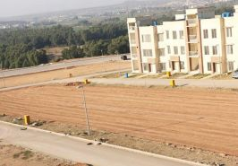 Rose Garden Bahria Phase 8 Pictures Awami 3 Adjacent