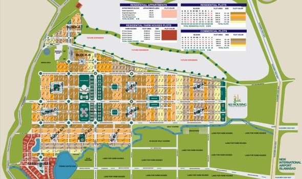 Alfaisal enclave map