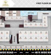 First Floor Shops Map