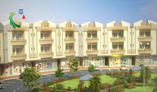 Gohar Green City Apartments