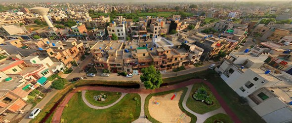 Park Arab Housing Lahore