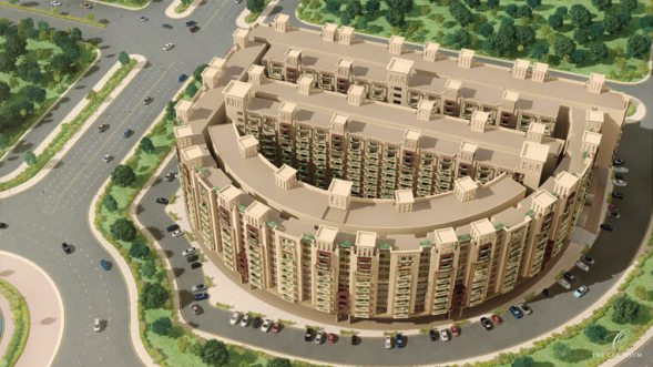 The Centrium Apartments Layout