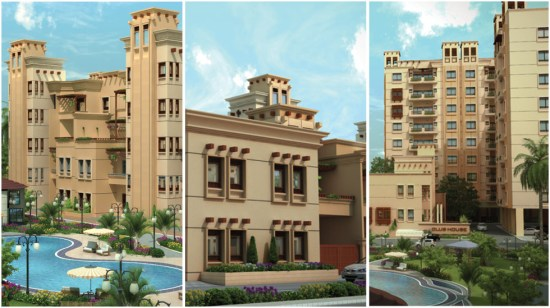 Falaknaz Presidency Villas Cottages Apartments