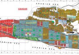Sangar Gwadar Map