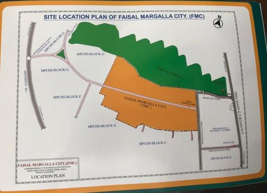 Faisal Margalla City B17 Islamabad