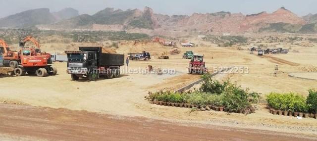 Faisal Margalla City B17 Islamabad Development Pictures 2