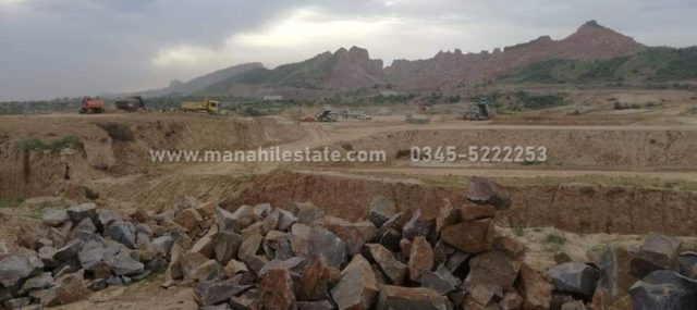Faisal Margalla City B17 Islamabad Development Pictures 3