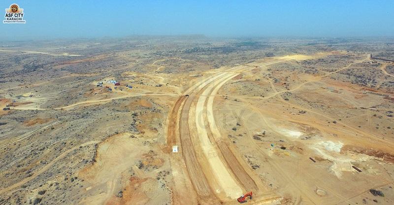 ASF City Karachi Development Pictures 16