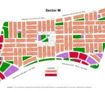 DHA Multan Sector M Map