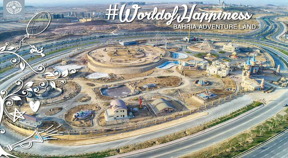Bahria Adventure Land Theme Park