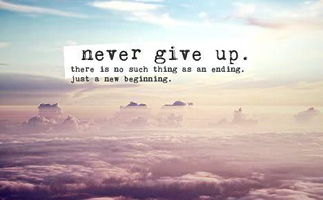 Kata-Kata Mutiara Hidup Jangan Pernah Menyerah