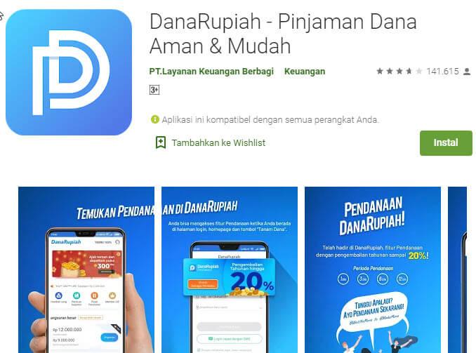 Review Aplikasi Pinjaman Cepat Cair Dan Mudah Online Tanpa Ribet