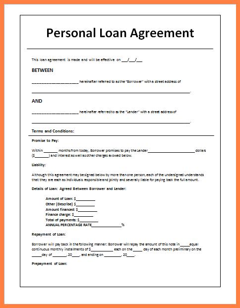 Cara Membuat Surat Perjanjian Pinjaman Uang