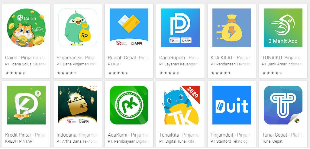 Pinjaman Online Archives Belajar Perbankan Online